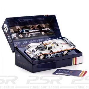 Slot.it Porsche 962C No.17 Le Mans Winner 1987