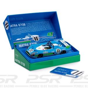 Slot.it Matra-Simca MS670B No.11 Le Mans Winner 1973