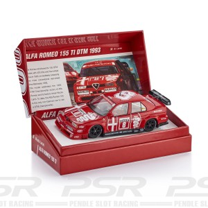 Slot.it Alfa Romeo 155 V6 TI No.8 DTM Winner 1993
