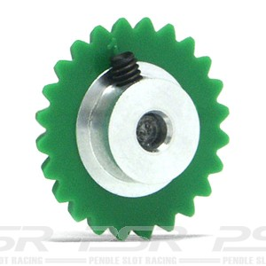Slot.it Flat Anglewinder Plastic Gear 24t 15mm
