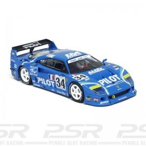 Slot.it Ferrari F40 No.34 Pilot Le Mans 1995 Kit