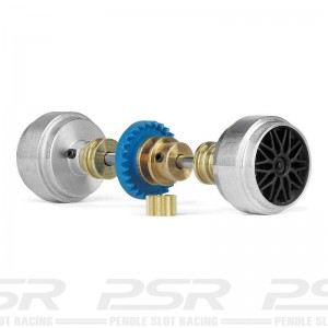 Slot.it Starter Kit Inline 26t Large Wheels for Carrera SIKK03