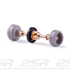 Slot.it Starter Kit Inline 27t 15.8x8.2mm Wheels