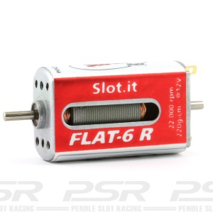 Slot.it Flat-6 R Motor 22.000 rpm