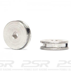 Slot.it Aluminium Pulley 4WD SIPA28