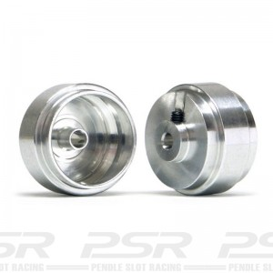 Slot.it Aluminium Wheels 17.3x9.75 (ex PA62-ALS)