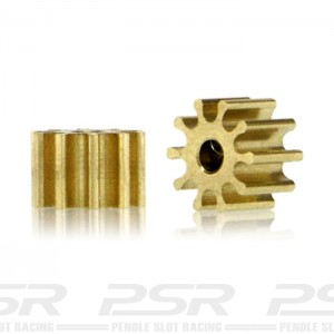 Slot.it Brass Pinion 10 Teeth 5.5mm - Internal 1.5mm