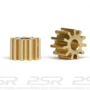 Slot.it Anglewinder Brass Pinion 11 Teeth 6.75mm SIPI6711O