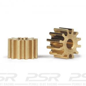 Slot.it Anglewinder Brass Pinion 12 Teeth 6.75mm SIPI6712O