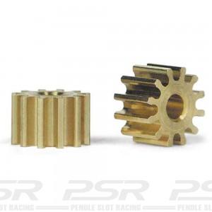 Slot.it Sidewinder Brass Pinion 12 Teeth 6.5mm SIPS12