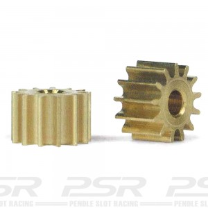 Slot.it Sidewinder Brass Pinion 13 Teeth 6.5mm SIPS13