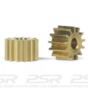 Slot.it Sidewinder Brass Pinion 13 Teeth 6.5mm SIPS13