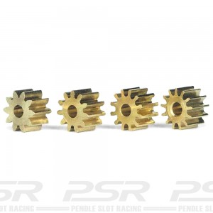 Slot.it Sidewinder Brass Pinion Mix Pack SIPSMX