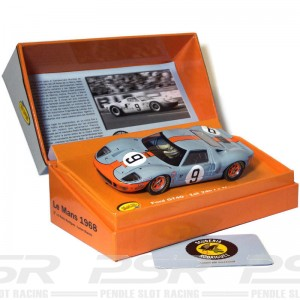 Slot.it Ford GT40 No.9 Le Mans 1968 Rodriguez Edition SISC18A