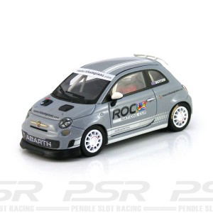 Racer Silverline Fiat Abarth 500 Race Of Champions Jenson Button