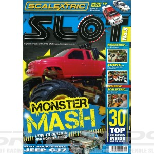 Slot Magazine Issue 8