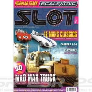 Slot Magazine Issue 21