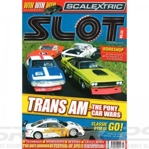 Slot Magazine Issue 25