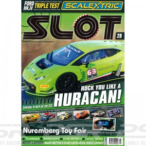 Slot Magazine Issue 28