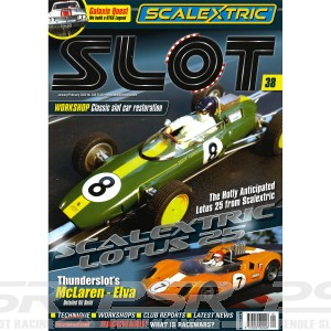 Slot Magazine Issue 38