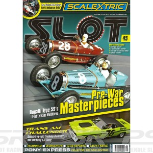 Slot Magazine Issue 45