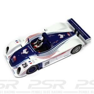 Sloting Plus Reynard 2KQ Le Mans 2003 Test Car SP001001