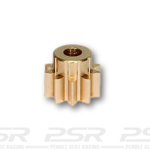Sloting Plus Brass Pinion Pression 12t 6.5mm SP089991