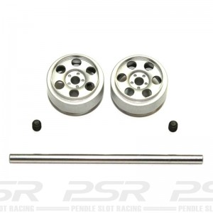 Sloting Plus Rally Axle Kit SLPL-40315008
