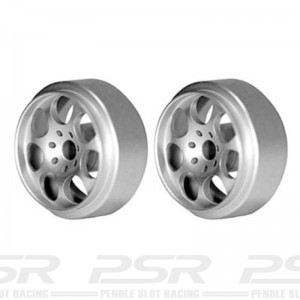 Sloting Plus Artic Wheels 15x8.5mm