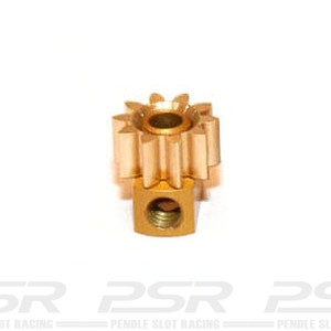 Sloting Plus Brass 10t Pinion Removable 6.5mm SP085110
