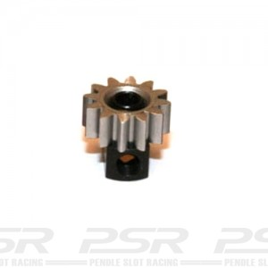 Sloting Plus Steel 12t Pinion Removable 7.5mm SP085812