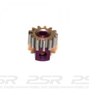Sloting Plus Steel 13t Pinion Removable 7.5mm SP085813