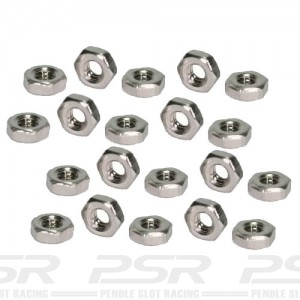Sloting Plus Stainless Steel M2 Nuts SP151310