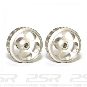 Sloting Plus Urano Champagne Wheels 16.7x8.5mm