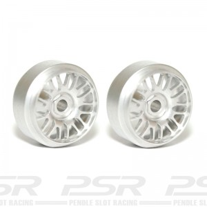Sloting Plus BBS Wheels 15.9x8.5mm