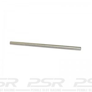 Sloting Plus Titanium Axle 60mm 3/32