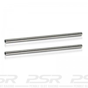 Sloting Plus Stainless Steel Hollow Axle 57.5mm NSR