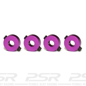 Sloting Plus Aluminium Stoppers Narrow for 3/32 SP061100