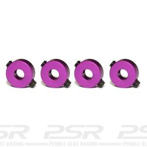 Sloting Plus Aluminium Stoppers Narrow for 3/32 SP061100