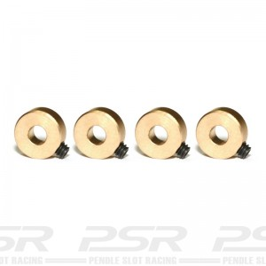 Sloting Plus Superfine Brass Stoppers 3/32