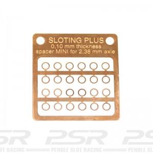 Sloting Plus Spacer 0.10mm Mini Bronze 3/32
