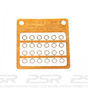Sloting Plus Spacer 0.20mm Mini Bronze 3/32