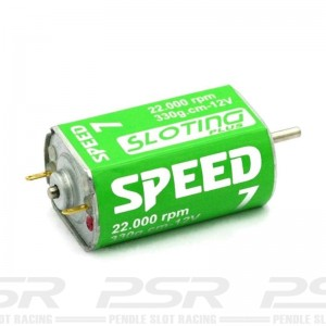 Sloting Plus Motor Speed-7 22.000rpm