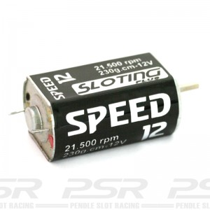 Sloting Plus Motor Speed-12 21.500rpm