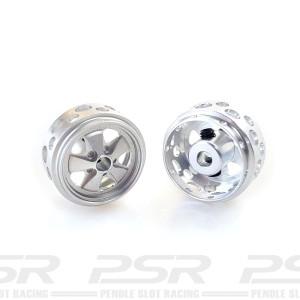 SRC Aluminium Fuchs Original Silver Wheels