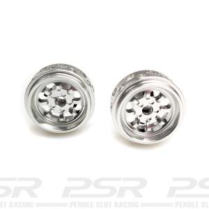 SRC Aluminium Minilite Original MNT Wheels