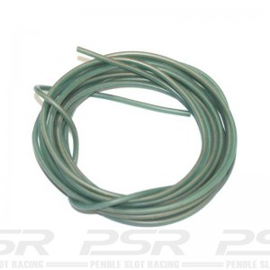 Sloting Plus Silicone Cable Oxygen Free Green Ø 1,5 mm