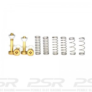 Sloting Plus Complete Suspension Kit Standard Brass