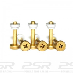 Sloting Plus Screws Suspension Kit Standard Brass S