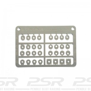 Sloting Plus Oval Washers for Body & Chassis